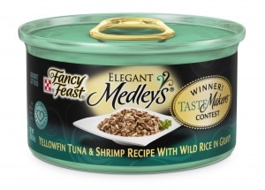 Fancy Feast Introduces New Entree and Free Samples Too!