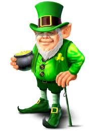 Leaping Leprechauns! Gracey's St. Pat's Giveaway!