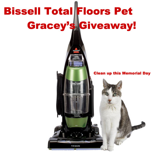 Bissell Total Floors and Gracey