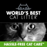 World's Best Cat Litter Logo