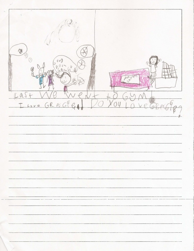 Denver Elementary Story 1 part 2