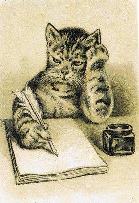 cat poet