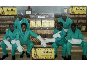 The Bushblok Team