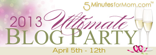 Ultimate Blog Party 13 Post & The Tiniest Tiger Hipster Giveaway