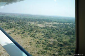 South Rift Valley from the Air