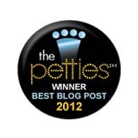 Petties Winner Badge