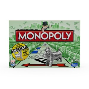 Monopoly with the Cat