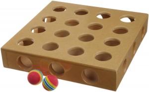 Peek-a-Prize box