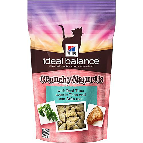 Ideal Balance Crunchy Naturals Cat Treats