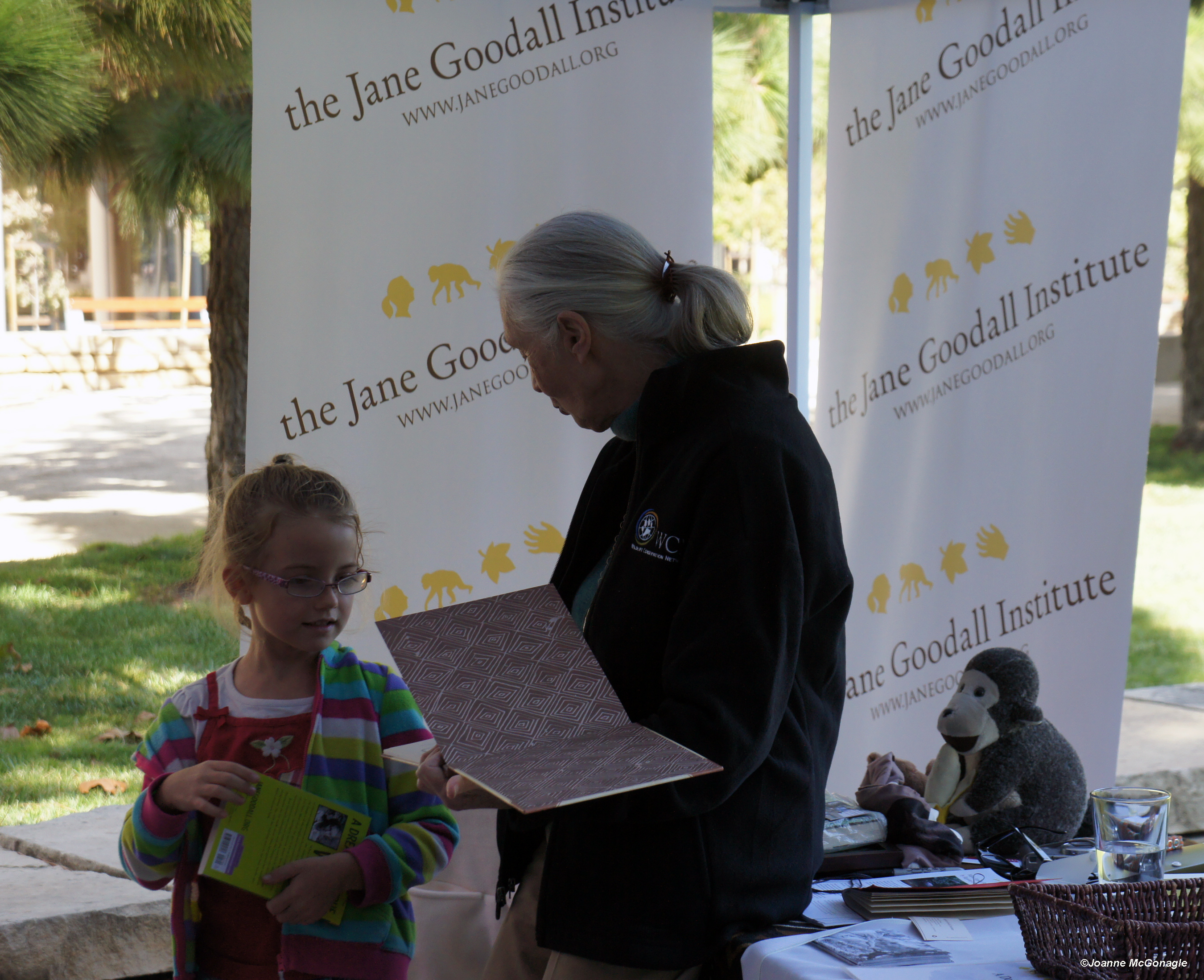 Every Individual Makes a Difference  Jane Goodall's Message