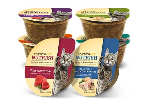 Nutrish wet cat food