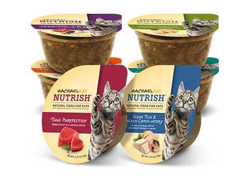 Nutrish wet cat food