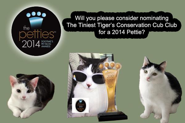 2014 Petties nomination
