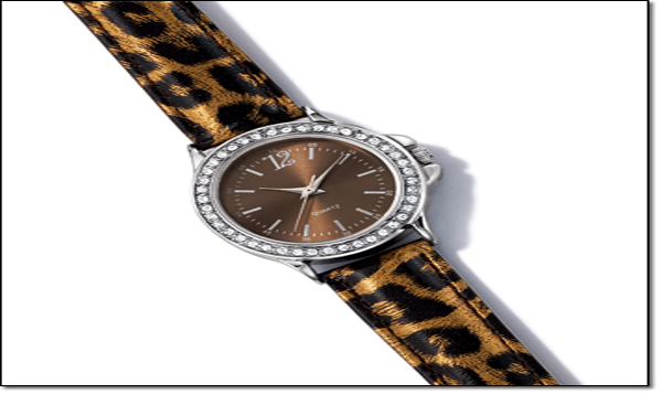 Gracey's Avon Wild Side Watch Giveaway