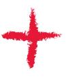 hills cross symbol