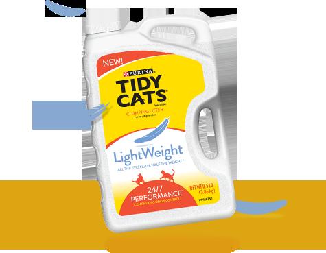 TidyCat LightWeight