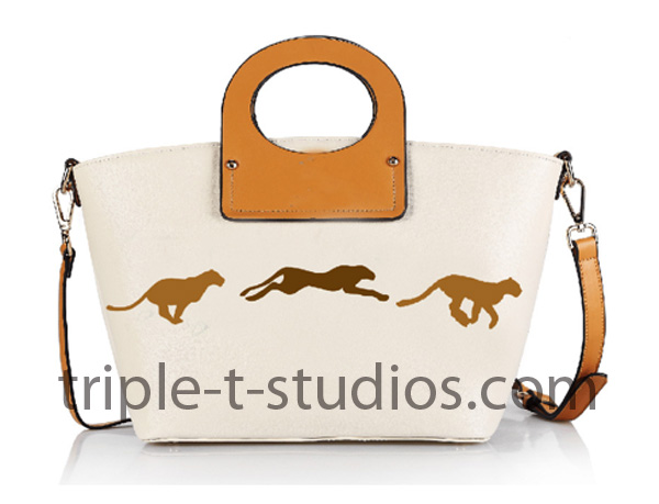 Triple T Studios Cheetah Bag