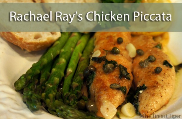 Rachael Ray's Chicken Piccata