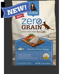 Nutrish Zero Grain Whitefish