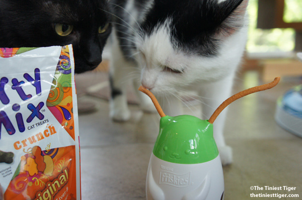 Friskies pull n play