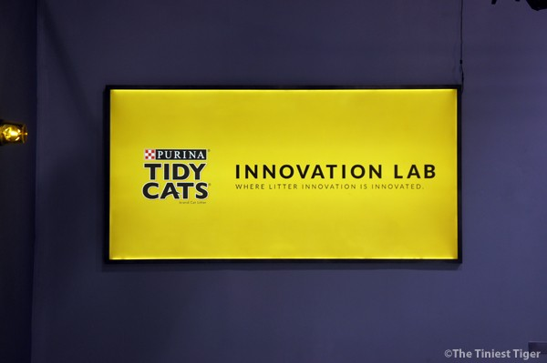Tidy Cats Innovation Lab