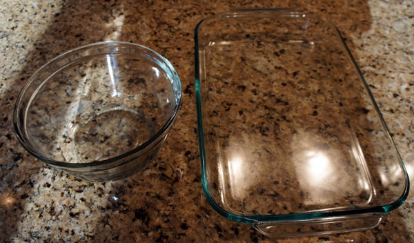 glass dishes for ice bowl