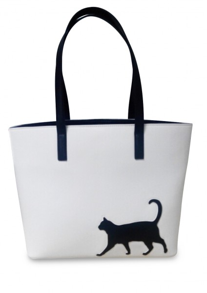 Cat Walk Tote Front