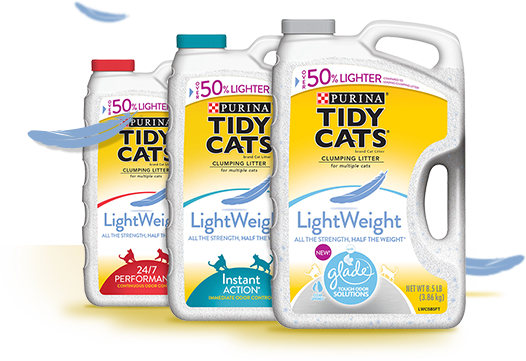 Tidy Cats Lightweight