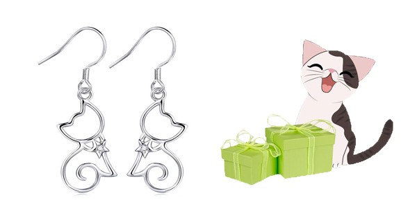 Shining Star Earrings Giveaway Image