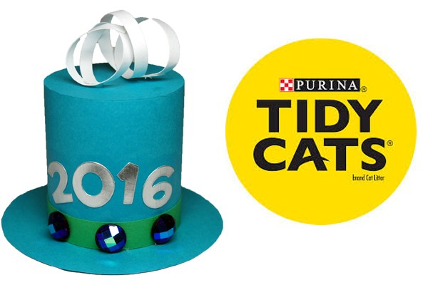 tiny hat tidy cat giveaway image
