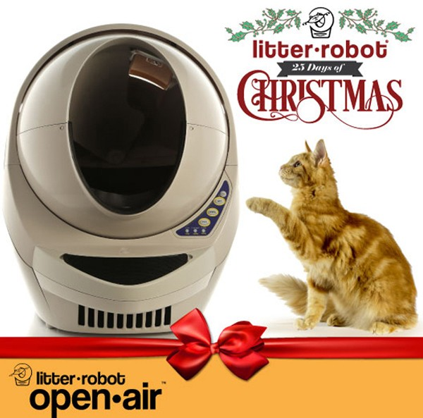 litter robot giveaway image