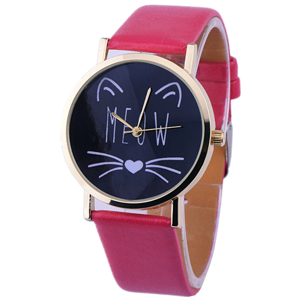 Red Cat's Meow Watch