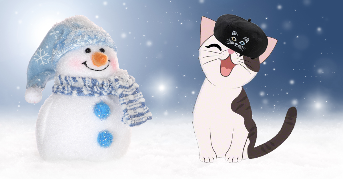 Triple T Studios Cat Beret Giveaway