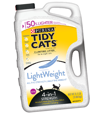Tidy Cats 4 in 1 LightWeight