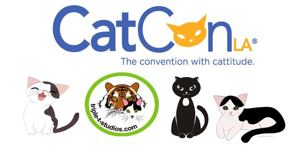CatConLa Triple T Studios