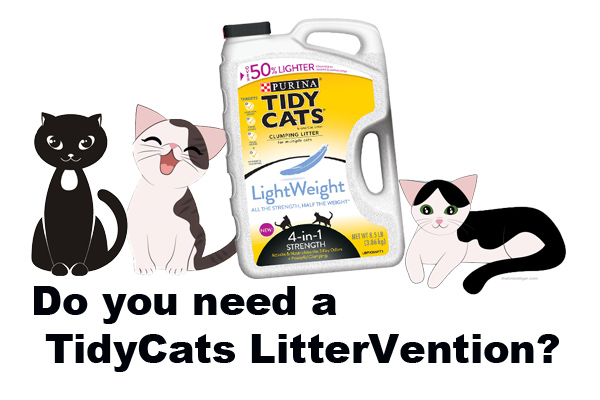 Tidy Cats LitterVention $200 Makeover Giveaway #TidyInsider