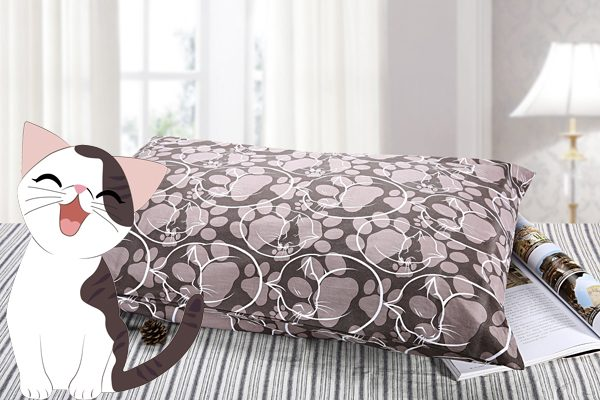 Purrfect Cat Nap Pillowcases Triple T Studios