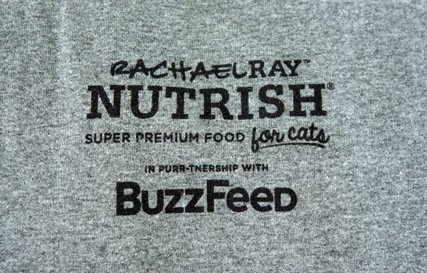 Nutrish Cat Person & Proud T shirt