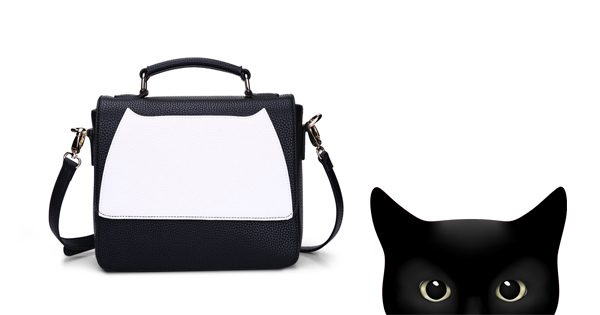 Contemporary Cat handbag