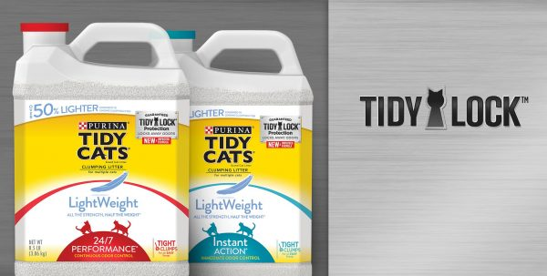 Tidy Cats With TidyLock
