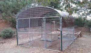 low-cost enclosure