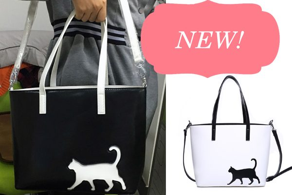 Triple T Studios Cat Walk Tote