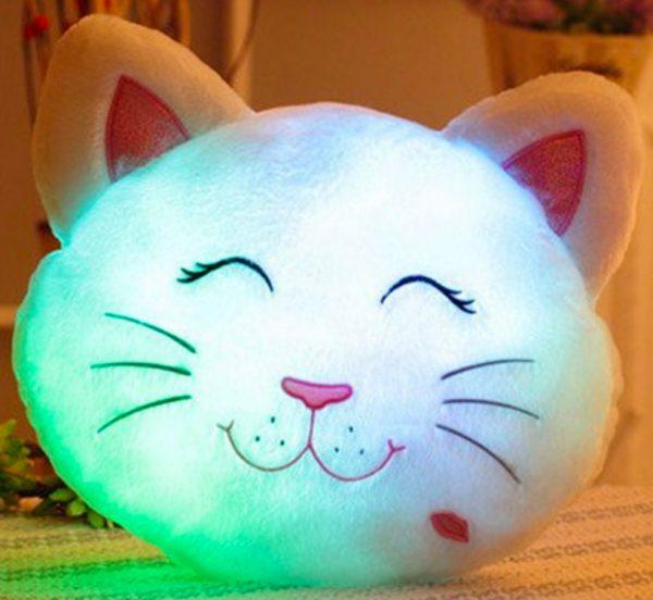 Cat Pillow Light Triple T Studios