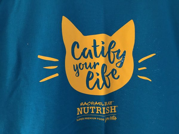 Cat Con Nutrish T-Shirt