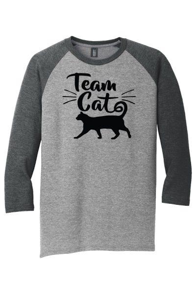 Triple T Studios Team Cat Tee