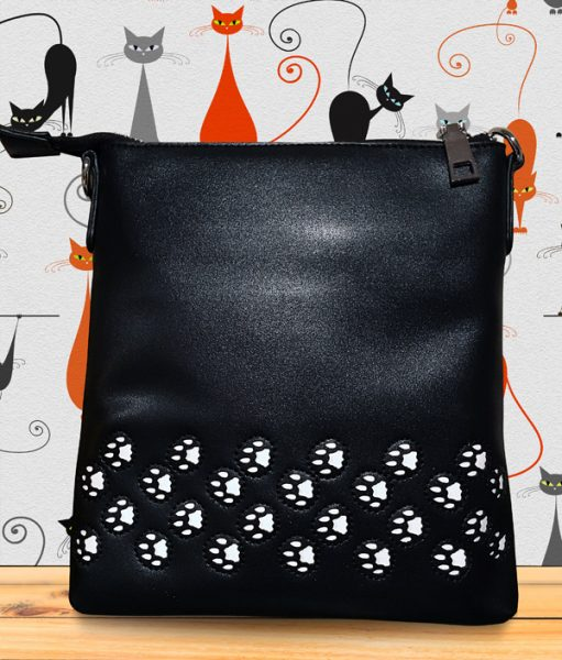 Cat Cross-Body Bag