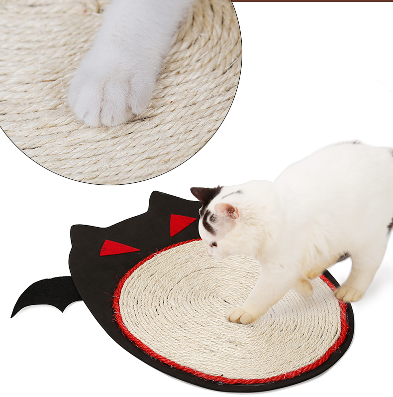 Triple T Studios Bat Cat Scratcher