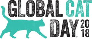 Share Your Cat Story  #GlobalCatDay