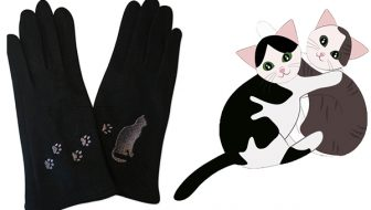 Cat Paw Gloves Giveaway