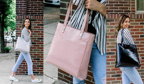 Cat Pocket Tote Giveaway